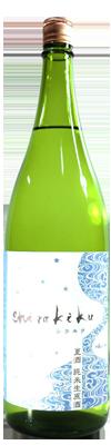 夏酒 SHIRAKIKU milky way